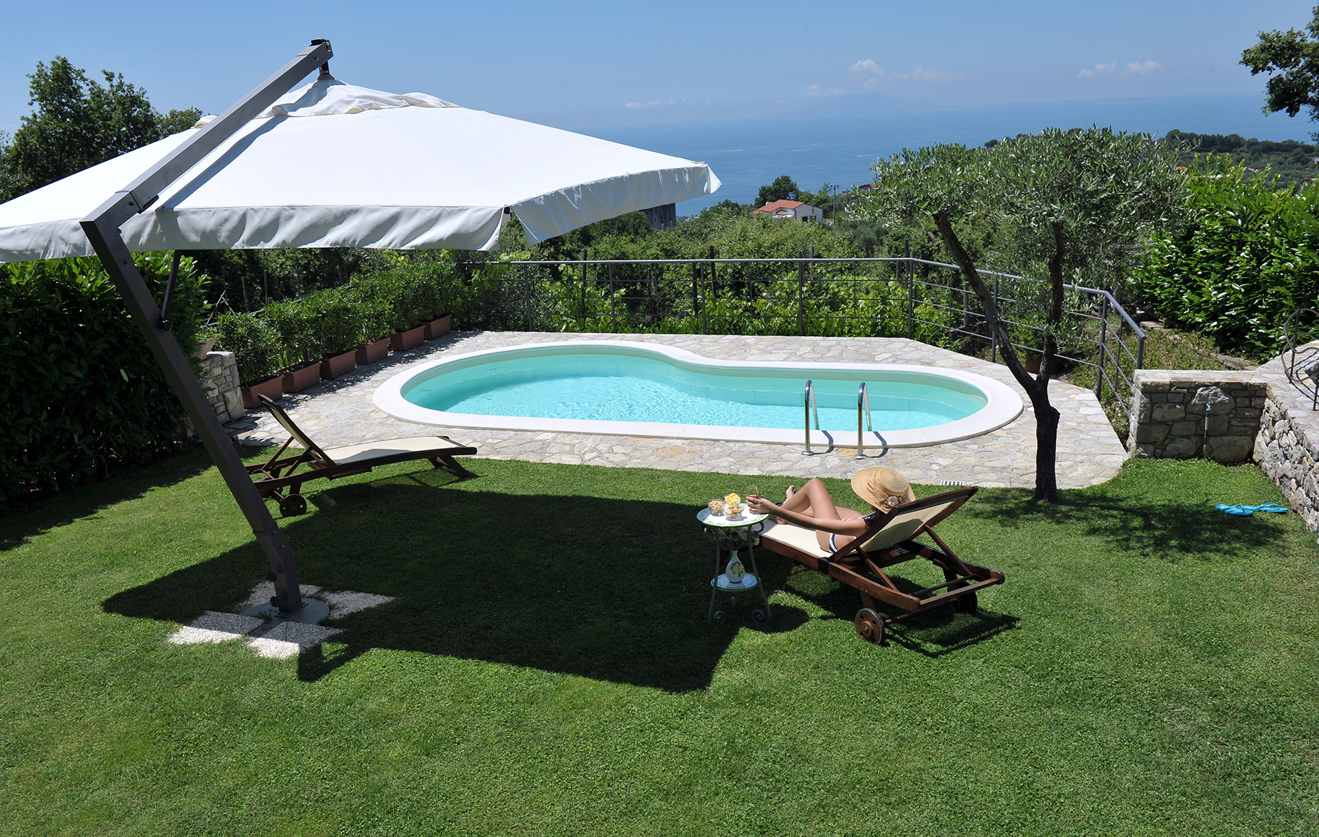 Casa Nando Sant Agata Sui Due Golfi Penisola Sorrentina Amore Rentals