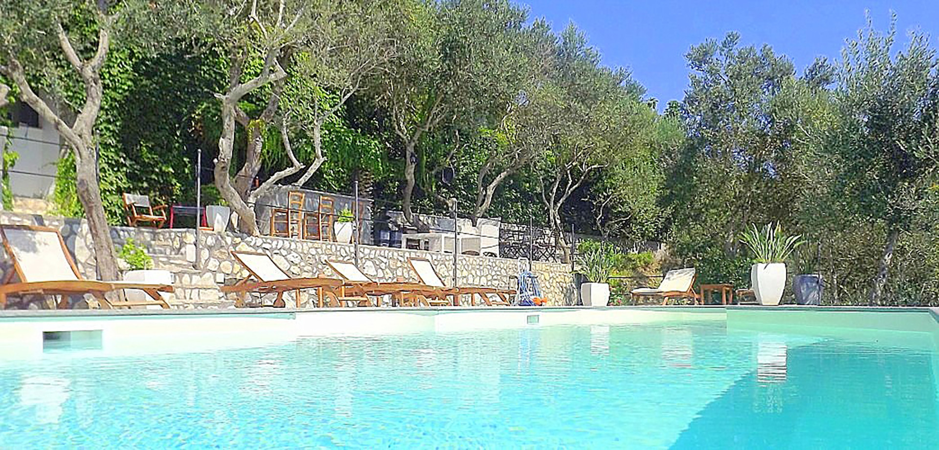 Villa Ulisse Penisola Sorrentina Amore Rentals