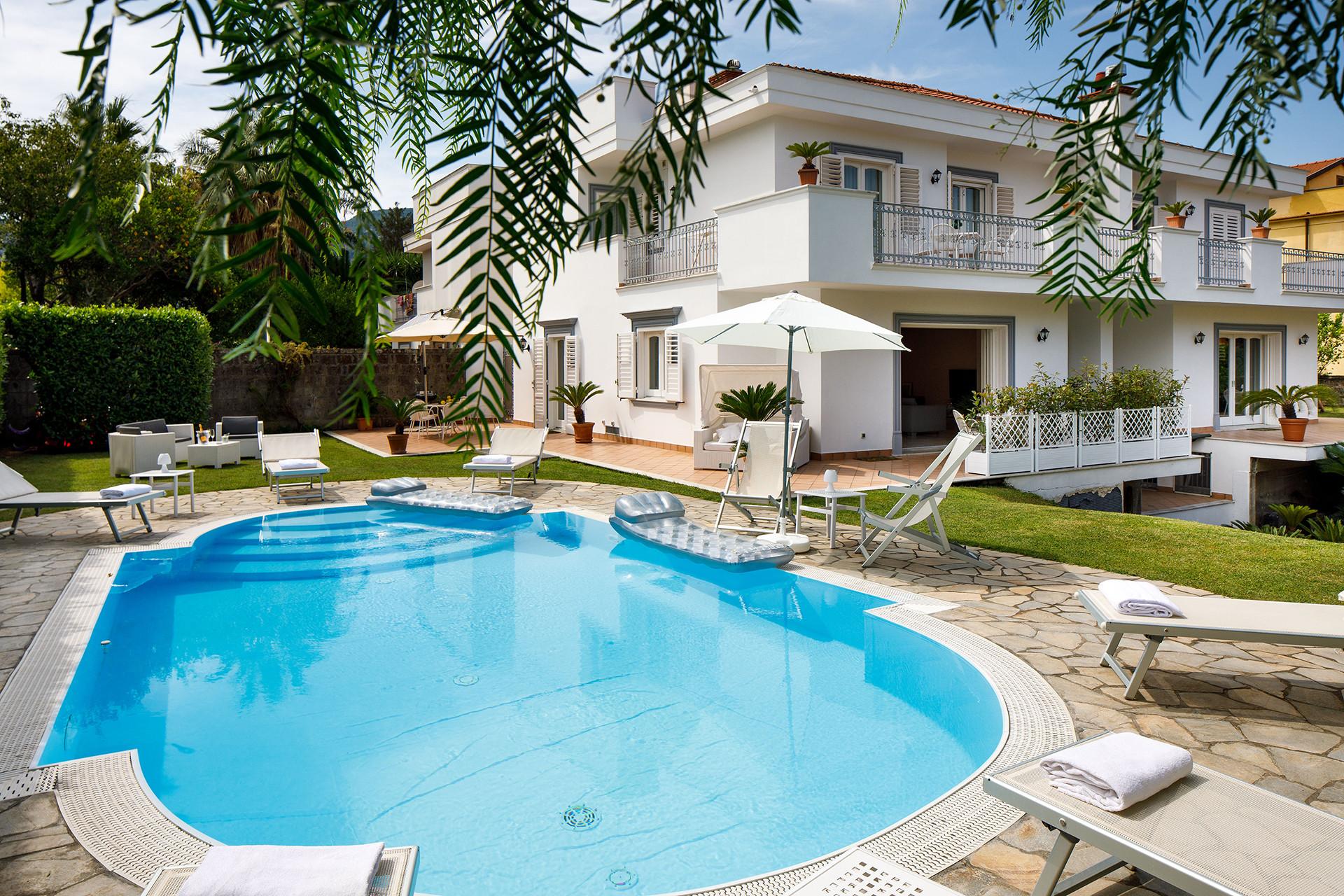 Villa Lia Penisola Sorrentina Amore Rentals