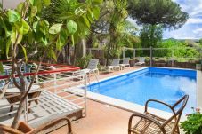 House in Meta - Casa Marianna with Swimming Pool and Private Garden near Sorrento