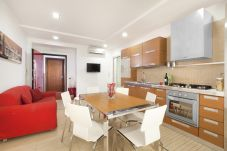 Apartment in Sorrento - Apartment Virginia with private Terracces, Air Conditioning, Sea View and Internet WI-FI