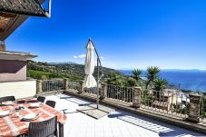 House in Massa Lubrense - La Terrazza Sui Due Golfi with Private Terraces, Sea View and Air Conditioning
