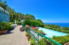 Villa in Sorrento - Villa Luisa with Private Swimming Pool, Sea View and Parking