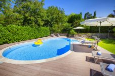 Villa in Sant´Agata sui Due Golfi - Villa Il Pino with Private Pool, Garden, BBQ, Parking