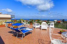 Apartment in Sant´Agnello - La Casa di Dana with Private Terrace, Sea View and Parking