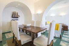 Villa in Massa Lubrense -  Villa Acquamarina with Private Pool, Sea View, Direct Sea Access and Parking