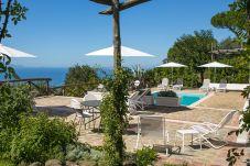 Villa in Sant´Agata sui Due Golfi - Villa Amiela with Private Pool, Sea View, Garden, Terrace and Parking