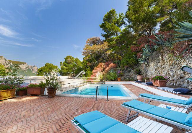 Capri - Villa