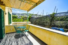 House in Massa Lubrense - Casa Tiberio with Garden, private Terraces and Sea View