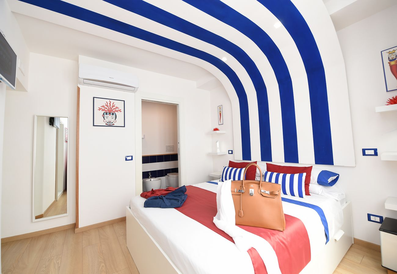 Apartment in Sorrento - Appartamento Iride with Air Conditioning, Ideal for Families