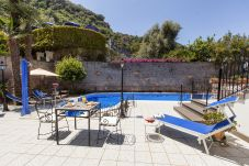 Villa in Sorrento - Villa Argento with Private Swimming Pool, Terraces and Air Conditioning in Sorrento Center