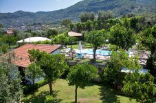 Villa in Sorrento - Villa Limoneto D with Shared Pool, Garden, Private Terrace and Parking