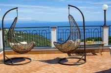 Villa in Sant´Agata sui Due Golfi - Villa Makia with Heated Private Swimming Pool, Sea View, Terraces and Parking