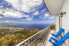House in Massa Lubrense - Casa Le Tre Isole with Private Terraces, Sea View and Parking