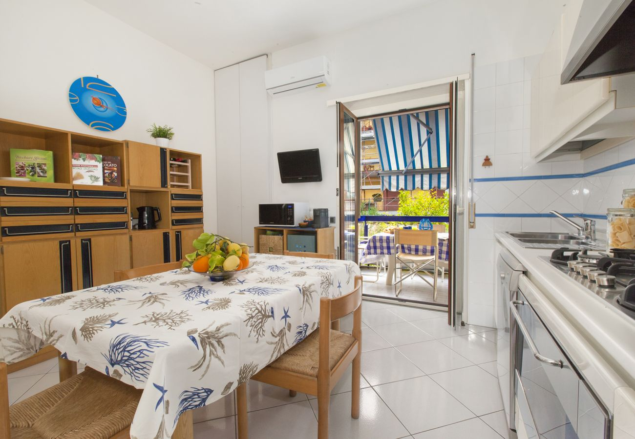 Apartment in Sorrento - Doria Home with Private Terrace and Air Conditioning