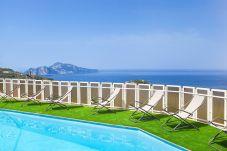 Villa in Massa Lubrense - Villa Giulia with Private Pool, Sea View, Terraces and Parking