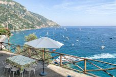House in Positano - Casa Livia with Terrace and Sea View in Positano Center