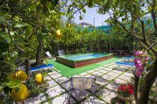 Villa in Massa Lubrense - Villa Imma with Private Swimming Pool, Sea View and Parking
