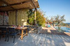 Villa in Nerano - Villa The Phoenix with Private Swimming Pool, Sea View, Terrace and Parking
