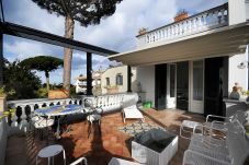 Villa in Sant´Agnello - Villa Angelo 1 with Private Terraces, Parking and Air Conditioning