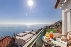 Apartment in Ravello - Residenza Rosalia 1 with Sea View, Private Terraces and Air Conditioning