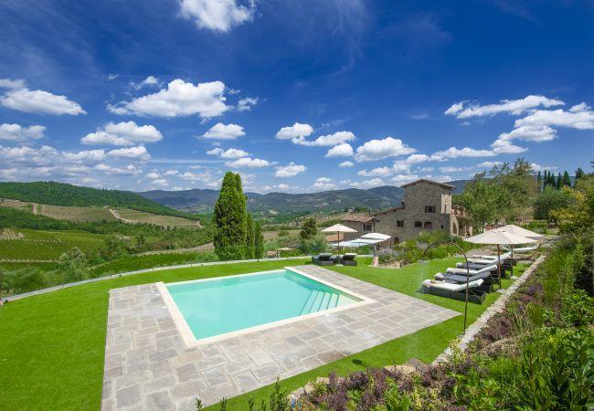 Panzano - Villa